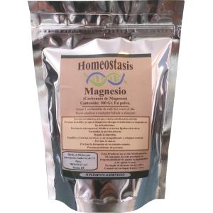 Carbonato de Magnesio. 100 Gr. en polvo.