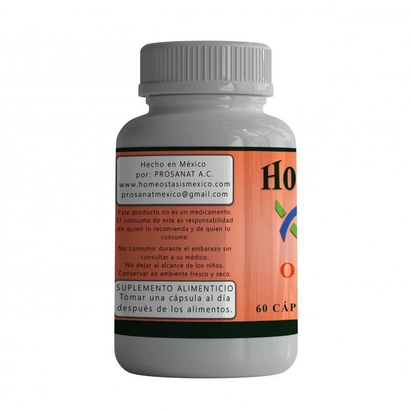 Omega-3 (De Salmón) 60 Cápsulas de 1,400 Mg.